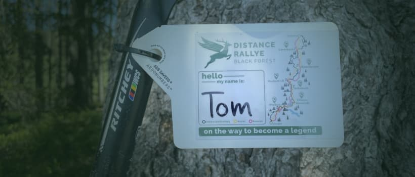 Distance Rallye Tag English